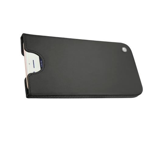 Pochette cuir Apple iPhone 8