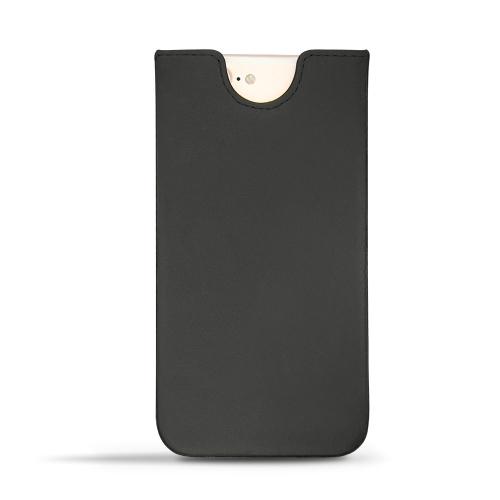 Pochette cuir Apple iPhone 8 Plus