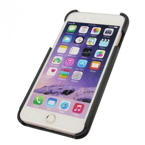 Coque cuir Apple iPhone 8 Plus