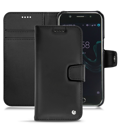 Wiko Wim leather case