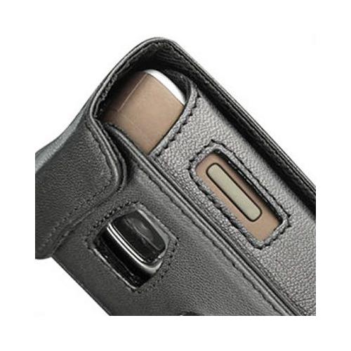 Nokia N73  leather case