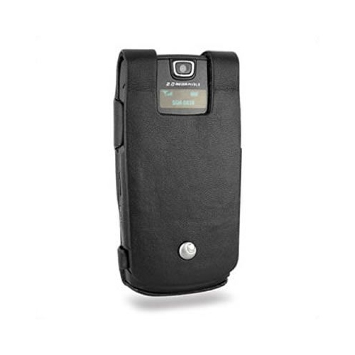 Samsung SGH-D830  leather case