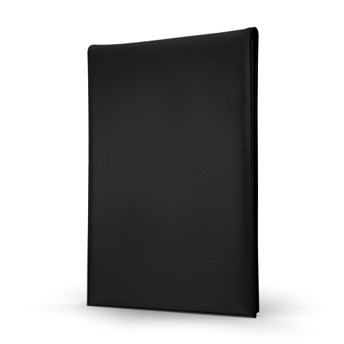 Case for an A4 size note pad - Griffe 1 - Noir PU