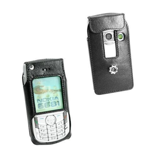Etui cuir Nokia 6681