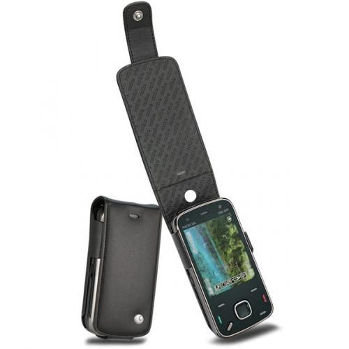 Housse cuir Nokia N86
