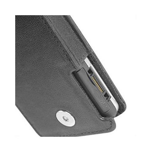 Housse cuir Sony Ericsson W880