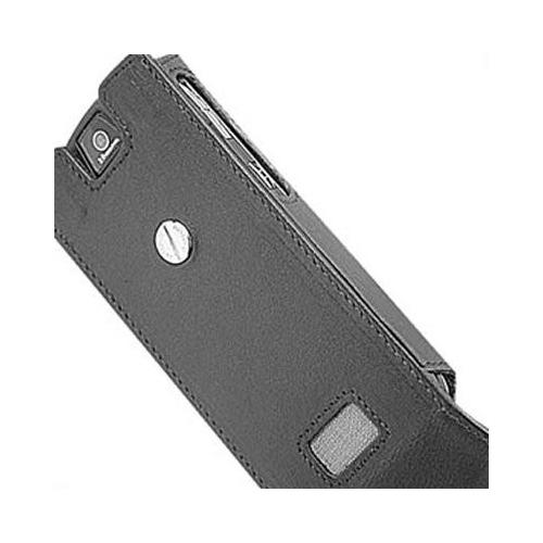 Housse cuir Motorola SLVR L9