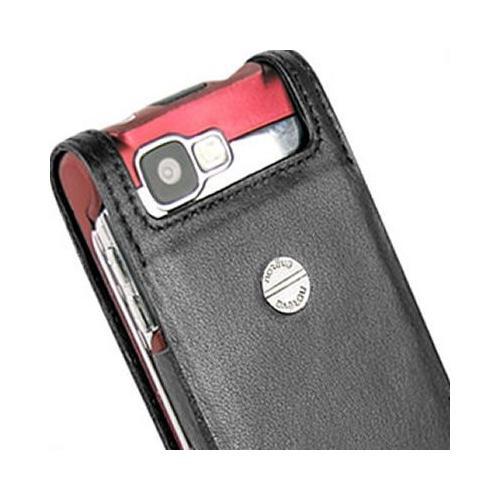 Nokia N76  leather case