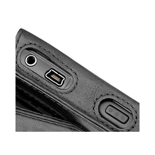 BlackBerry Curve 8300  leather case