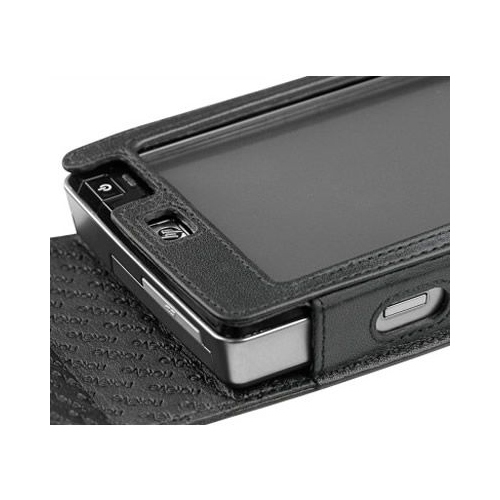 HP iPAQ 210  leather case