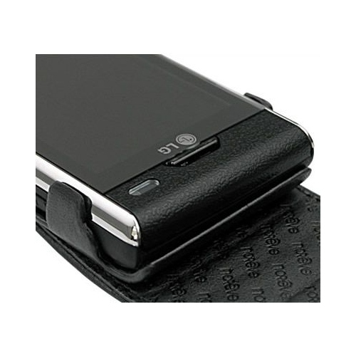 LG KF750 Secret  leather case
