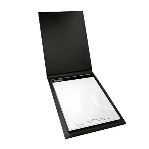 Case for an A5 size note pad