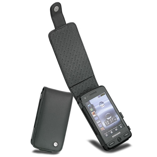 Samsung GT-S5230 Player One - Star  leather case