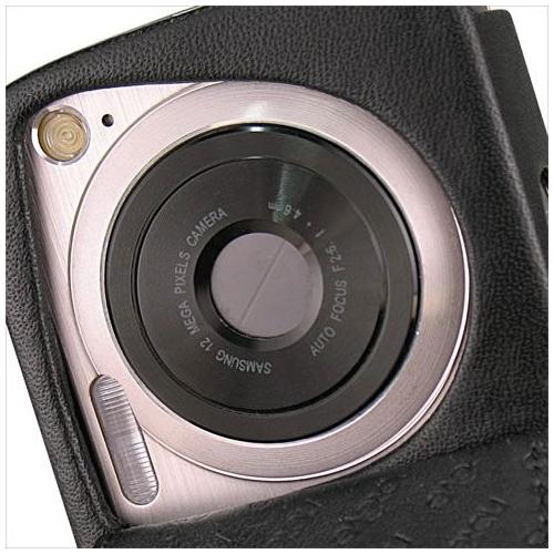 Housse cuir Samsung M8910 Pixon 12