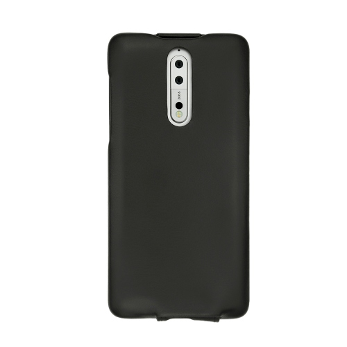 Nokia 8 leather case
