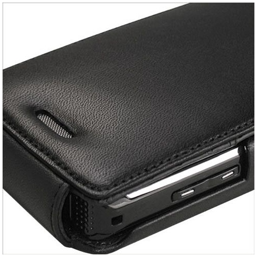 Samsung Acme i8910 - OmniaHD  leather case