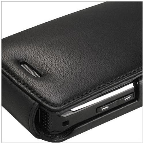 Housse cuir Samsung Acme i8910 - OmniaHD