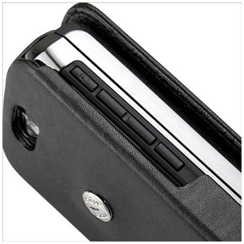 HP iPAQ Data Messenger  leather case