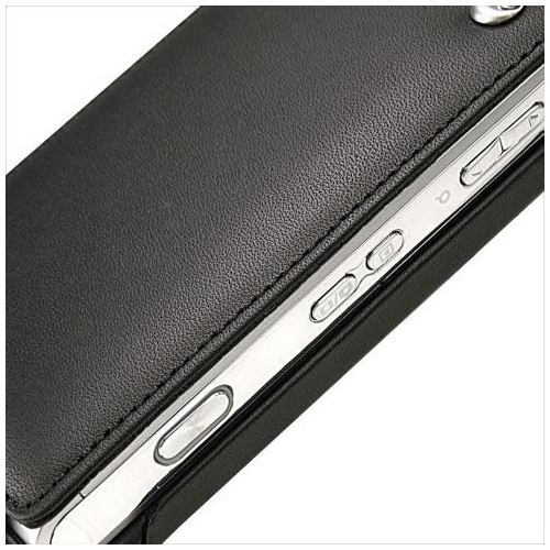 Sony Ericsson Satio - Idou  leather case