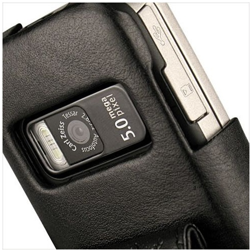 Nokia 6710 Navigator  leather case