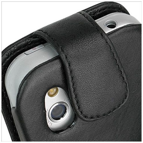 LG KM900 Arena  leather case