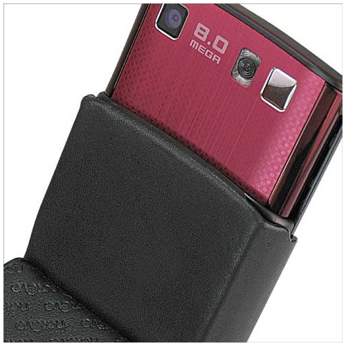 Samsung Tocco Ultra Touch S8300  leather case