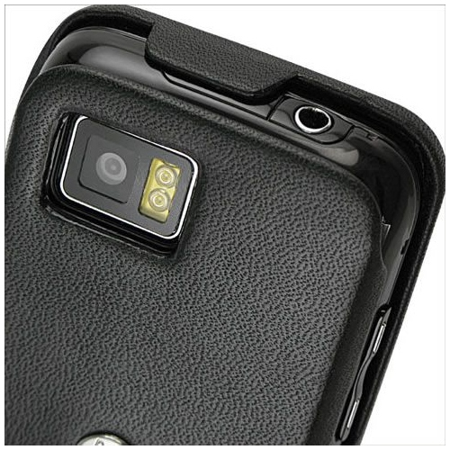 Samsung GT-S8000 Jet  leather case