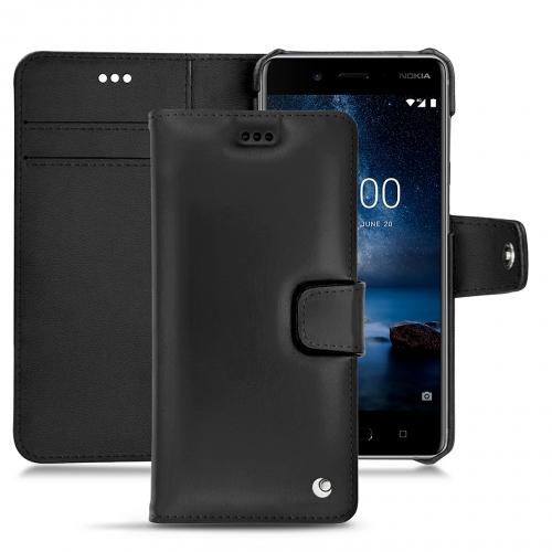 Nokia 8 leather case