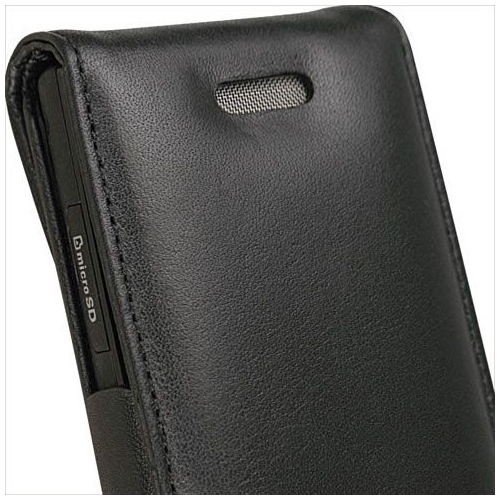 LG GT500 Puccini  leather case