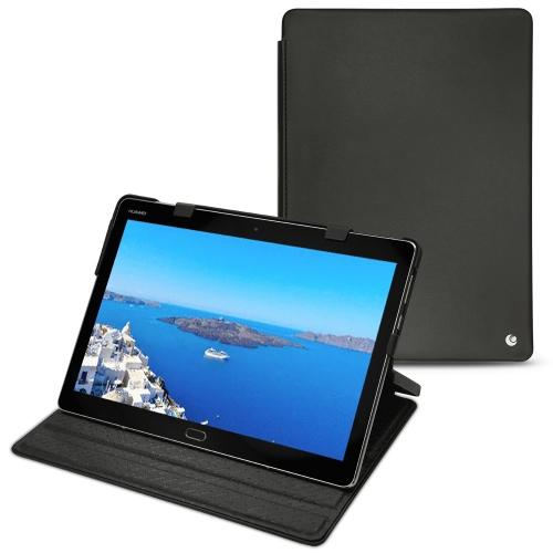 Custodia in pelle Huawei MediaPad M3 Lite 10 - Noir ( Nappa - Black )