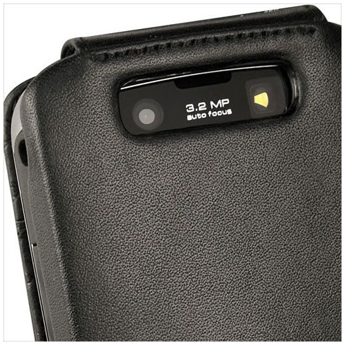 BlackBerry Storm2 9550  leather case
