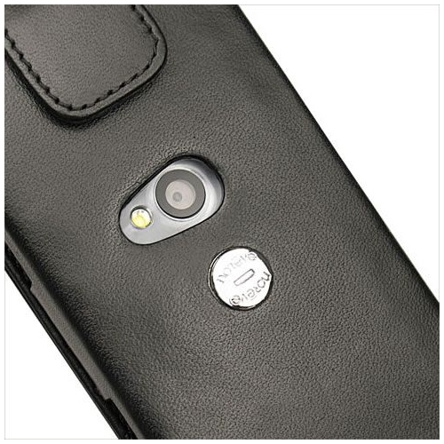 Sony Ericsson Vivaz  leather case