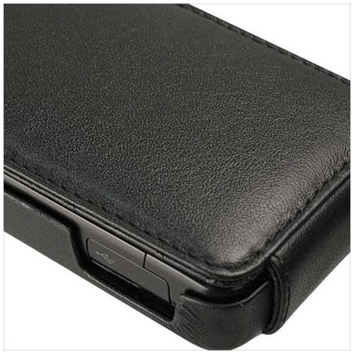 Housse cuir LG GD510 Pop