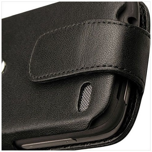 HTC Desire - HTC Bravo  leather case