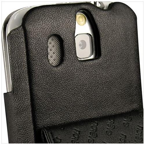 Housse cuir HTC Smart