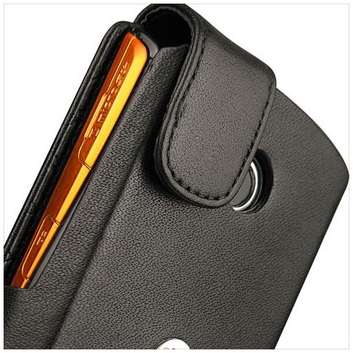Samsung GT-S5620 Monte  leather case