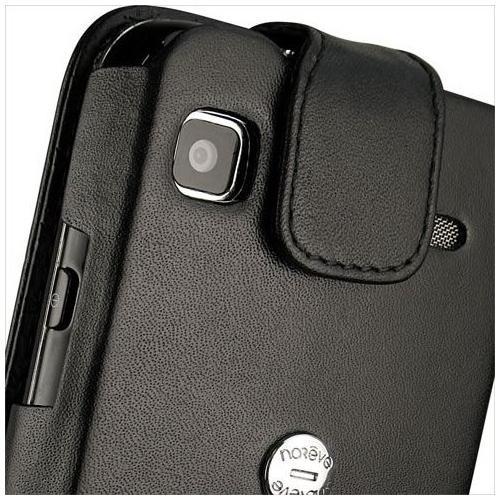 Housse cuir Samsung GT-i9000 Galaxy S