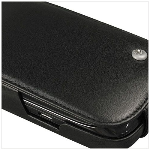 Blackberry Torch 9800  leather case