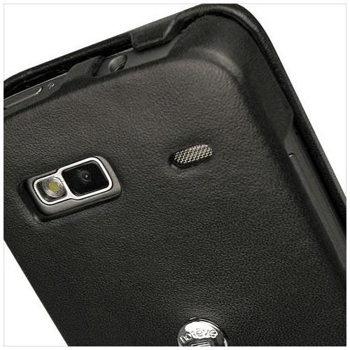 HTC Desire Z  leather case