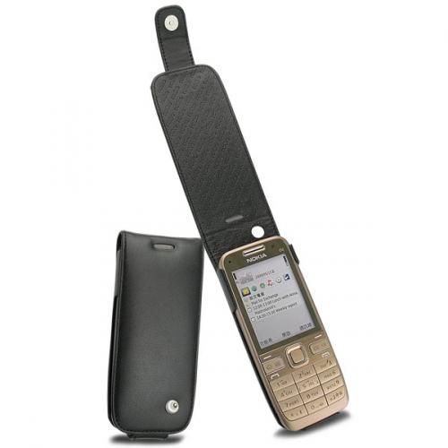 Nokia E52 - E55  leather case