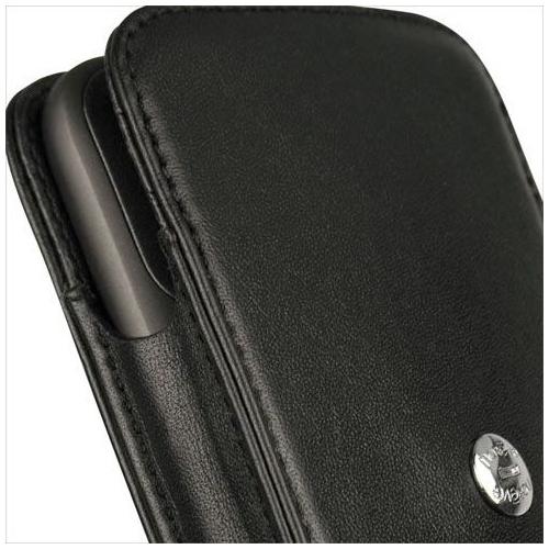 Pochette cuir HTC Desire HD - HTC Ace - HTC HD7