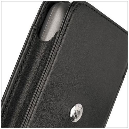 Pochette cuir HTC Desire Z - HTC 7 Trophy