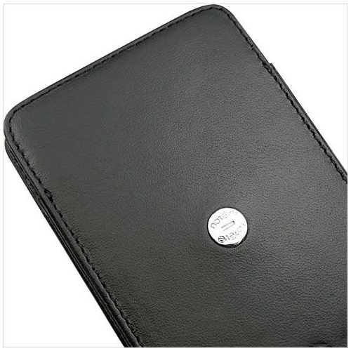Google Nexus S leather pouch