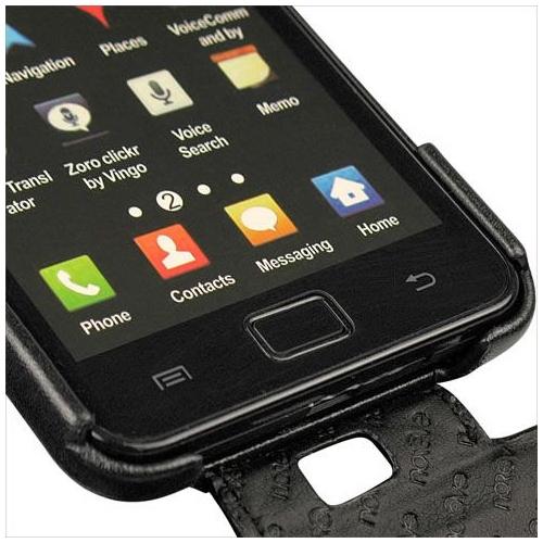 Samsung GT-i9100 Galaxy S II  leather case