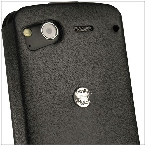 HTC Desire S  leather case