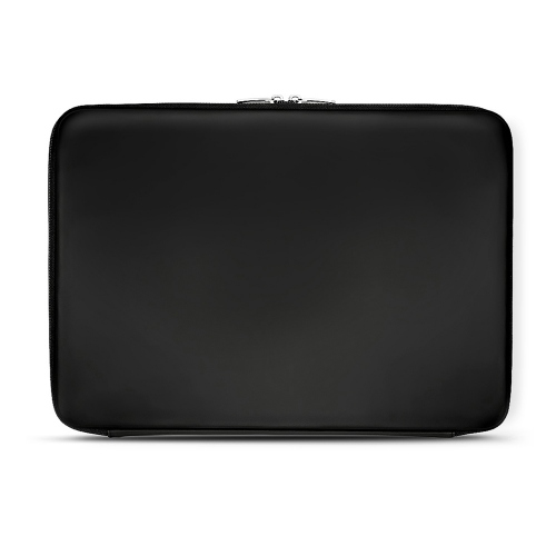 Leather sleeve for 13' laptop - Griffe 2