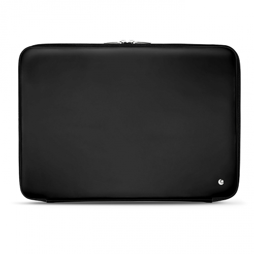 Leather sleeve for 15' laptop - Griffe 2