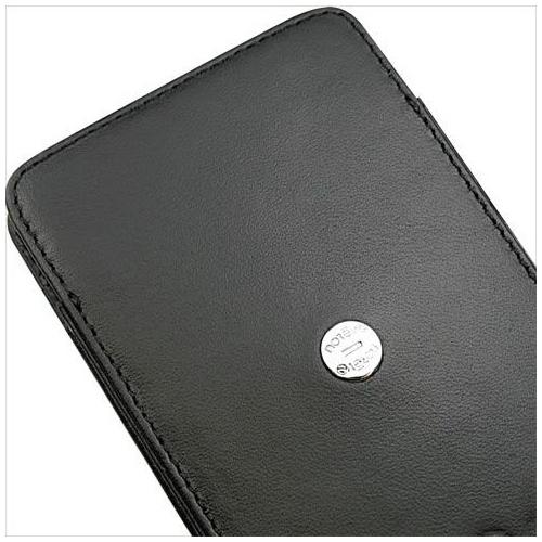 Pochette cuir LG Optimus 2X