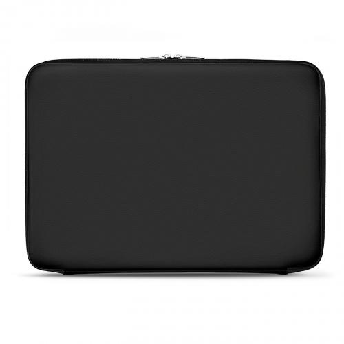 Housse cuir pour ordinateur portable 15' - Griffe 2 - Noir PU