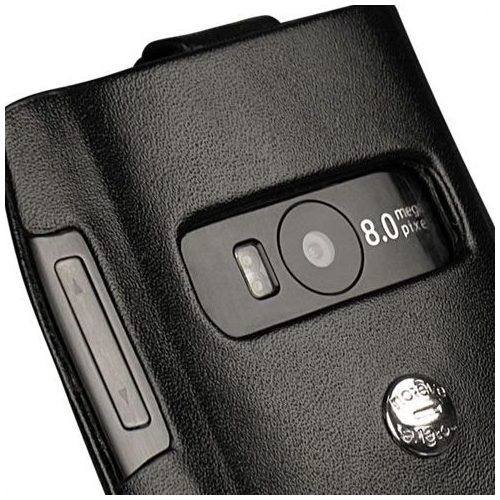 Housse cuir Nokia X7-00